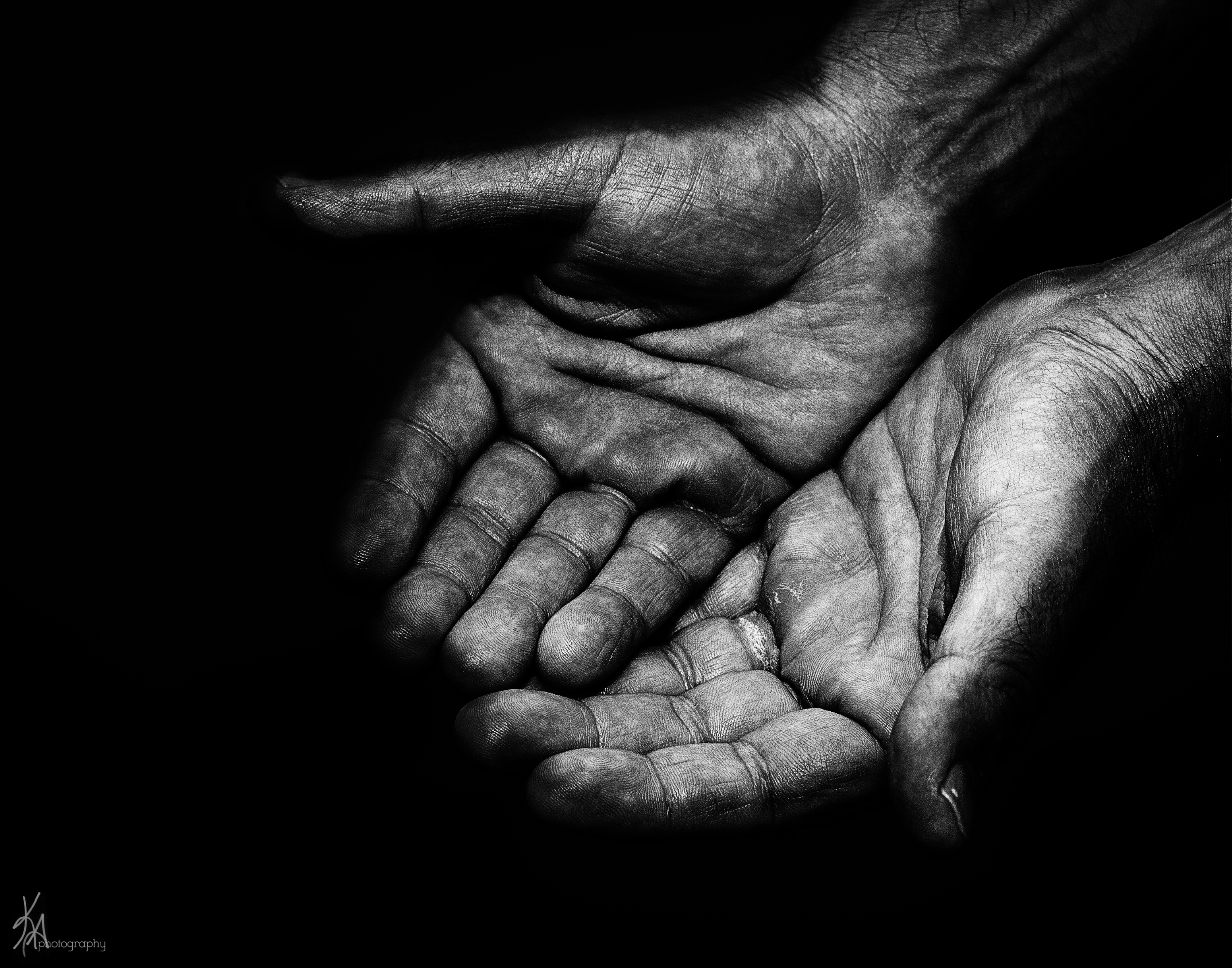 working hands b w kirsten aufhammer photography